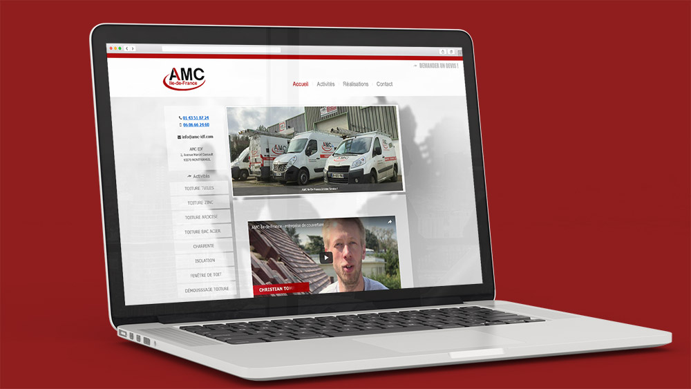 Site et blog AMC